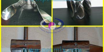 Folding Impeller