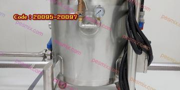 Heating tank ถังความร้อน ถังต้มสารเคมี